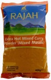 Rajah Extra Hot Mixed Curry Powder (Mixed Masala) 400g