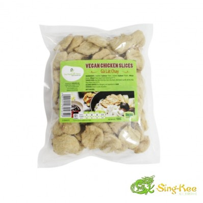 The Plantbase Store Vegan Chicken Slices 100g