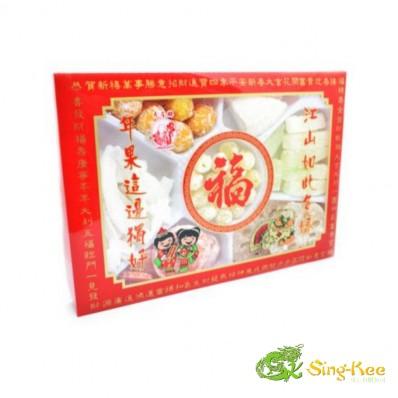 Taiwanese Dessert Assorted Fruits 400g