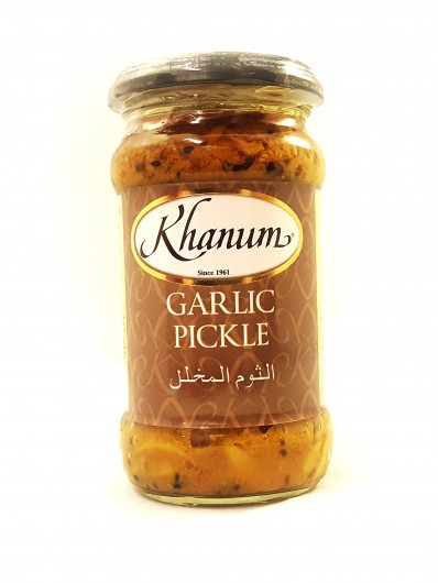 KHANUM Garlic Pickle 300g