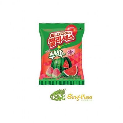 Lotte Watermelon Jelly 56g