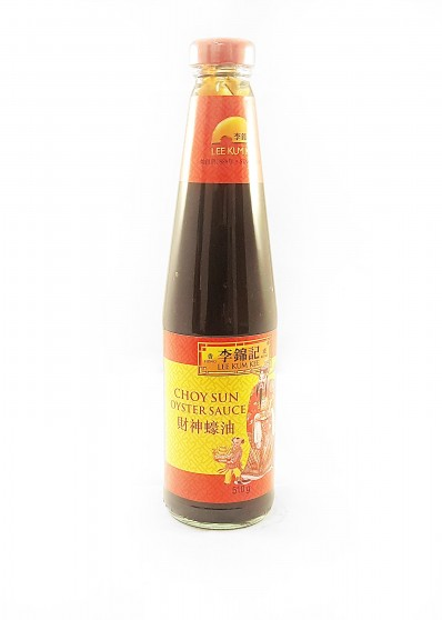 LEE KUM KEE Choy Sun Oyster Sauce 510g