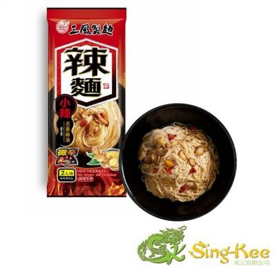 Shan Feng Hot Noodles with Ginger Sesame Dressing 240g