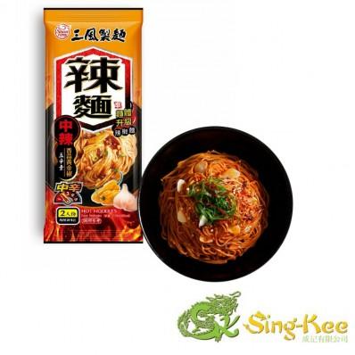 Shan Feng Hot Noodles with Garlic Pepper Dressing 236g