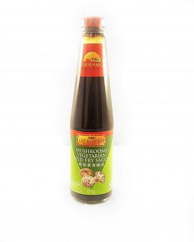 LEE KUM KEE Mushrooms Vegetarian Stir-Fry Sauce 510g