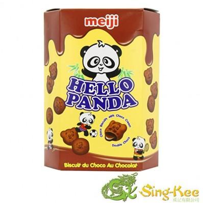 Meiji Hello Panda Double Choco 260 g
