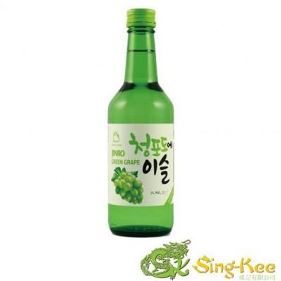 Hite Jinro Chamisul Green Grape 360ml