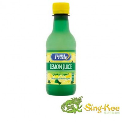 Pride Lemon Juice 250ml