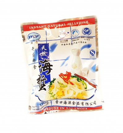 YKOF Instant Natural Jellyfish - Spicy 170g