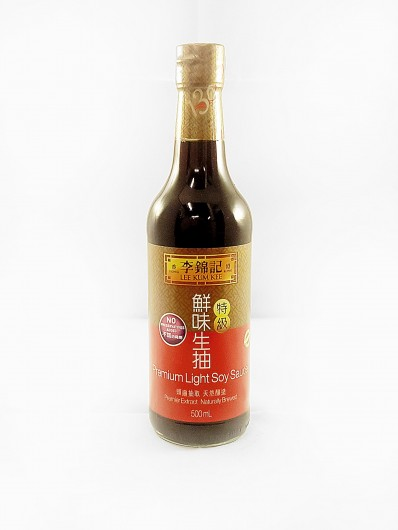 LEE KUM KEE Premium Light Soy Sauce 500ml