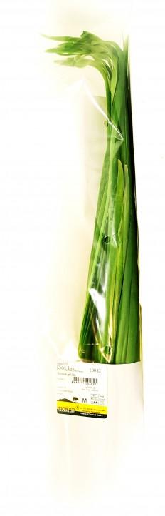 韭菜 100g