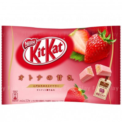 KITKAT Strawberry 135.6g