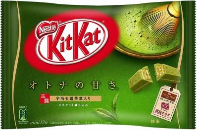 KITKAT Matcha Flavour Chocolate 146.9g