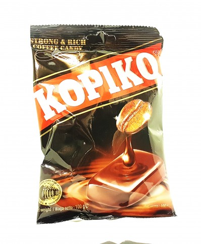 KOPIKO Strong & Rich Coffee Candy 100g
