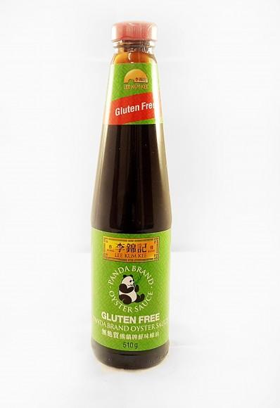 LEE KUM KEE Panda Brand Oyster Sauce - Gluten Free 510g