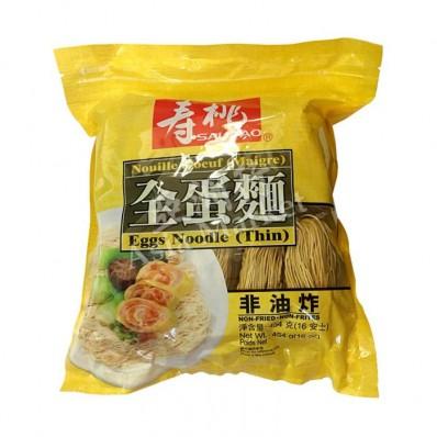 SAU TAO Egg Noodle - Thin 454g
