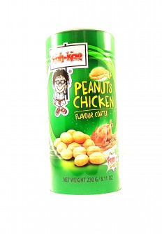 KOH-KAE Peanuts - Chicken Flavour Coated