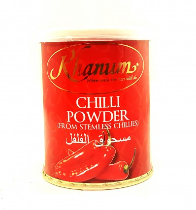 KHANUM Chilli Powder 100g