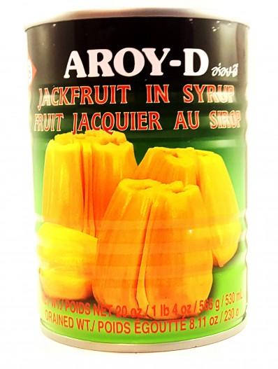 AROY-D J 糖漿菠蘿蜜565g