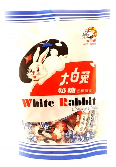 WHITE RABBIT Creamy Candy - 180g