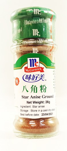 MCCORMICK Star Anise - Ground 26g