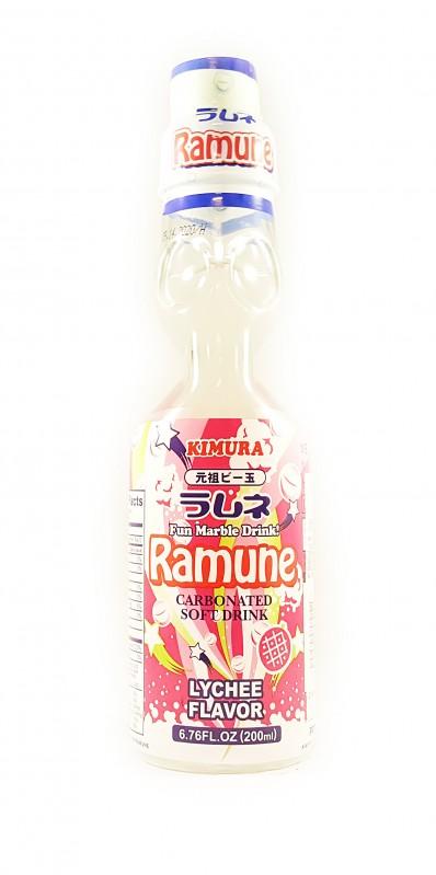 KIMURA Ramune - Lychee 200ml