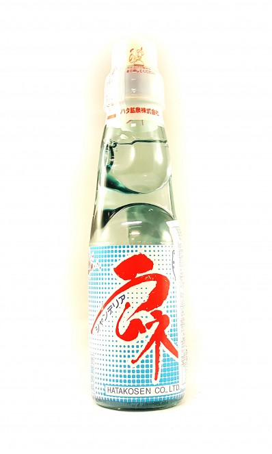 HATAKOSEN Ramune - Plain 200ml
