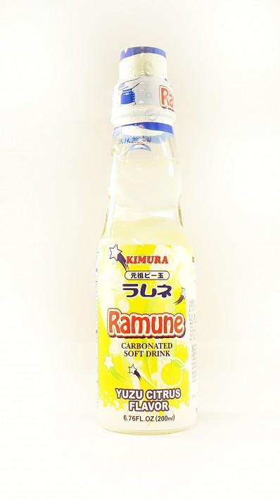 KIMURA Ramune - Yuzu Citrus