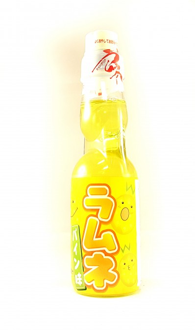 HATAKOSEN Ramune - Pineapple 200ml