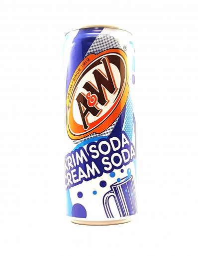 A&W Cream Soda 320ml