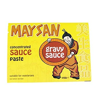 MAYSAN Concentrated Sauce Paste - Gravy Sauce 448g