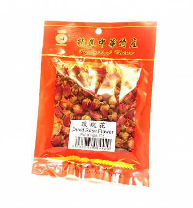EAST ASIA Dried Rose Flower 30g