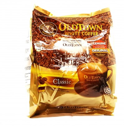 OLDTOWN White Coffee - Classic 15 x 40g