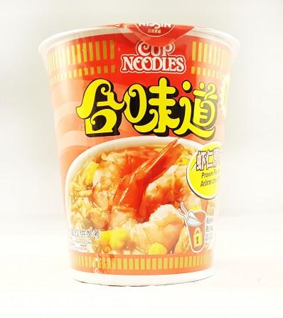 NISSIN Cup Noodles Prawn Flavor 73g