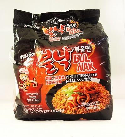 PALDO Pan Stir Fried Noodles 130g x 4