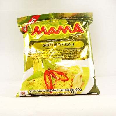 MAMA Green Curry Noodles 90g
