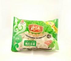 香源 猪肉韭菜水饺 400g