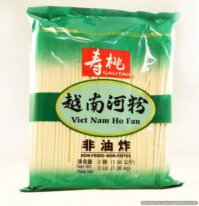 SAU TAO Vietnam Ho Fan Noodles 1.36kg
