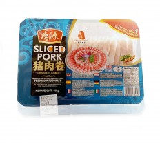 香源猪肉卷 FRESHASIA Sliced Pork 400g