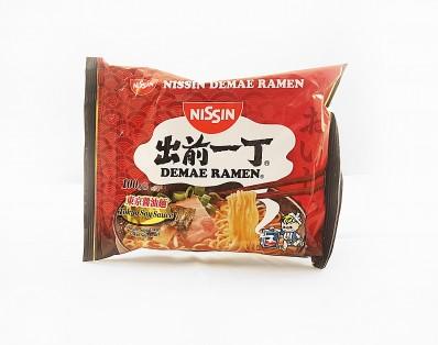 NISSIN Demae Ramen Tokyo Soy Sauce 100g