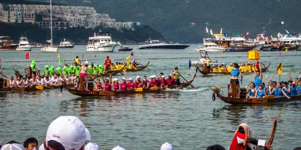 Discover the Dragon Boat Festival